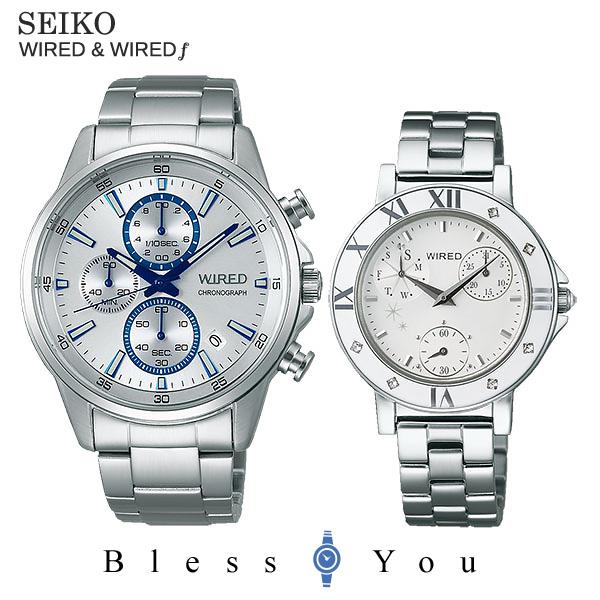 SEIKO WIRED WIREDf セイコー ワイアード & ワイアードエフ ペアウォッチ 腕時計 AGAT425-AGET403 29,0