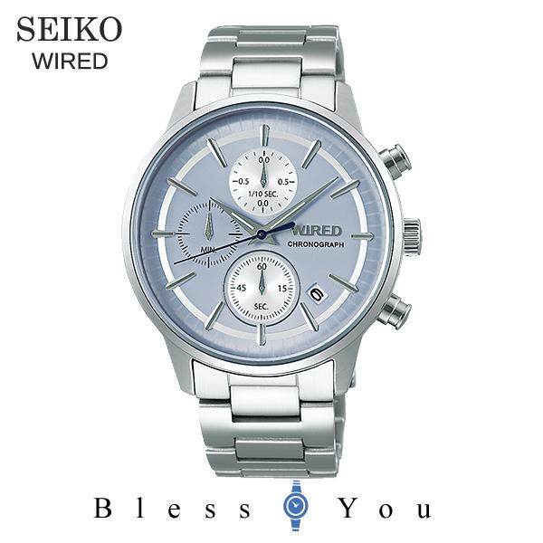 SEIKO WIRED セイコー 腕時計 メンズ ワイアード 2020年5月 クロノグラフ AGAT432 22,0