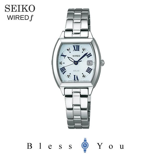 ソーラー セイコー ワイアードエフ レディース 腕時計 AGED075 21,0
