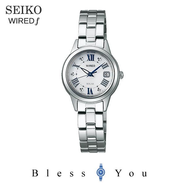 ソーラー セイコー ワイアードエフ レディース 腕時計 AGED078 21,0