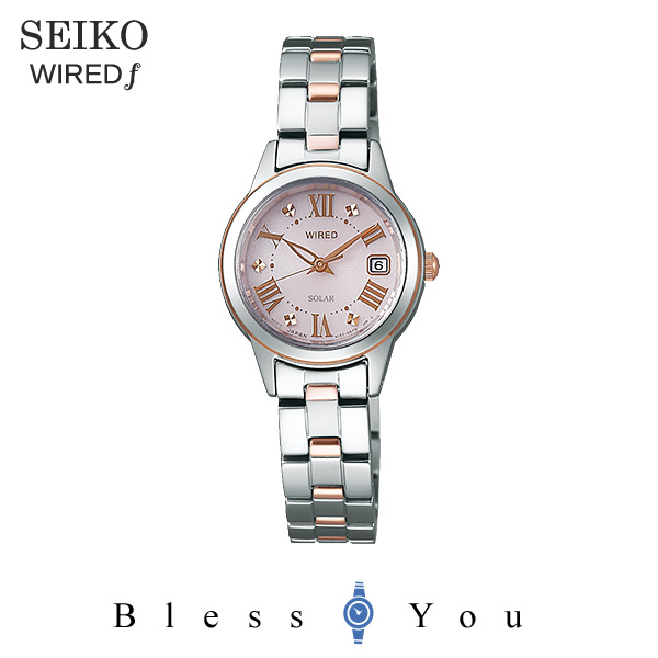 セイコー ワイアードエフ レディース 腕時計 AGED079 24,0