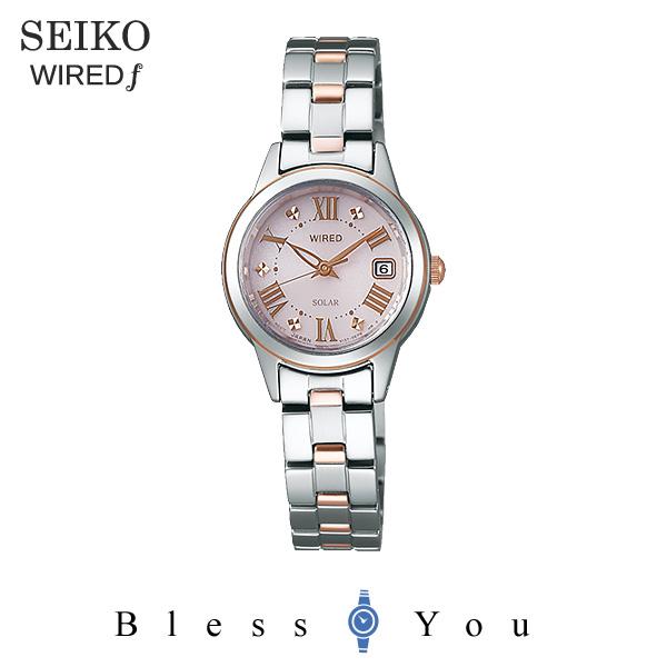 ソーラー セイコー ワイアードエフ レディース 腕時計 AGED079 24,0