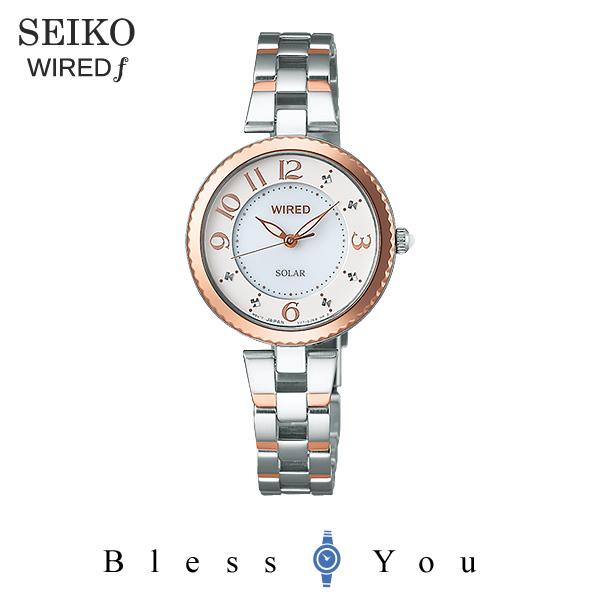 セイコー ワイアードエフ レディース 腕時計 AGED087 24,0