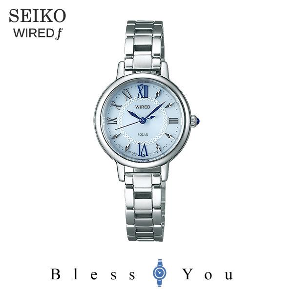 SEIKO WIRED f セイコー ソーラー 腕時計 レディース ワイアードエフ 2018年5月 AGED098 21,0