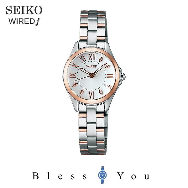 セイコー SEIKO  腕時計 レディース ワイアードエフ WIRED f AGEK422 18,0