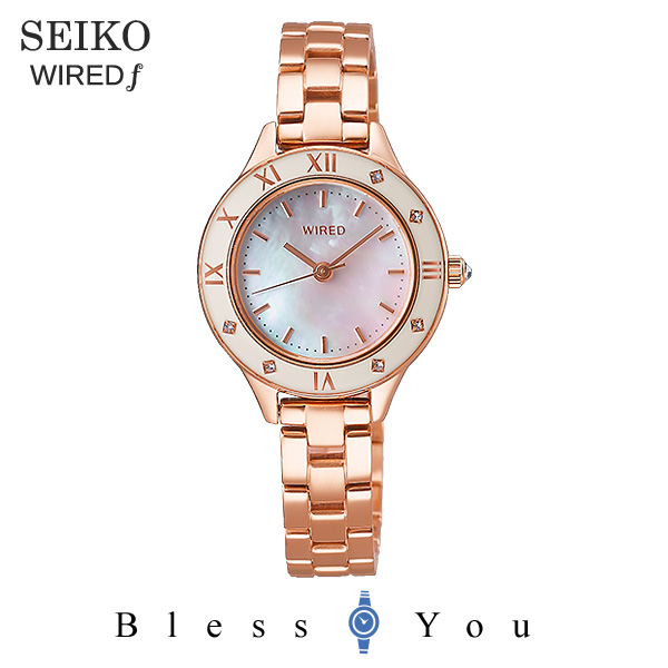 SEIKO WIRED f セイコー 腕時計 レディース ワイアードエフ  AGEK441 20,0