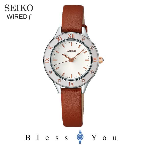SEIKO WIRED f セイコー 腕時計 レディース ワイアードエフ  AGEK442 15,0