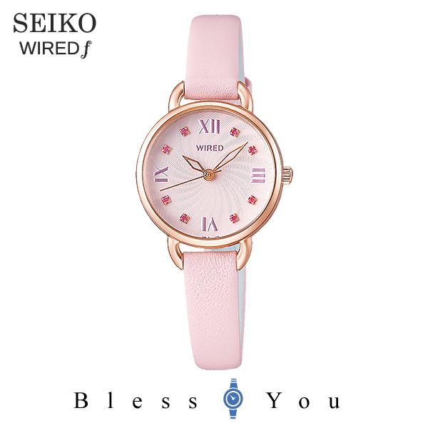 SEIKO WIRED f セイコー 腕時計 レディース ワイアードエフ  2019年4月 AGEK443 15,0