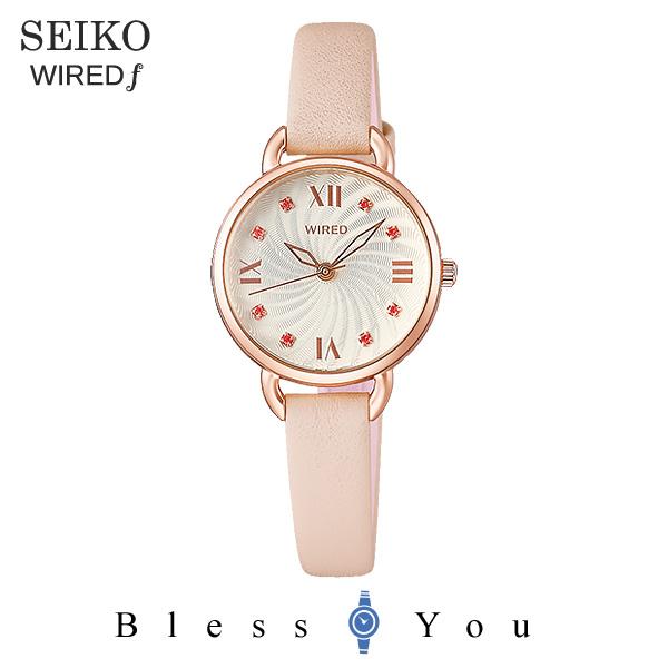 SEIKO WIRED f セイコー 腕時計 レディース ワイアードエフ  2019年4月 AGEK446 15,0