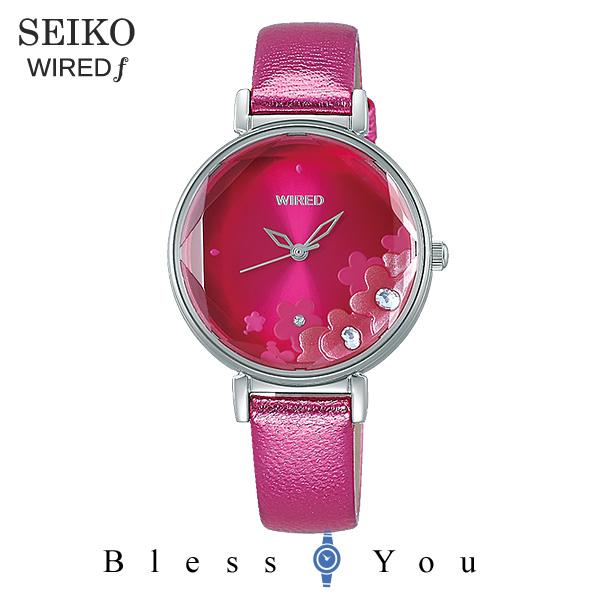 SEIKO WIRED f セイコー 腕時計 レディース ワイアードエフ 2019年5月 AGEK447 18,0