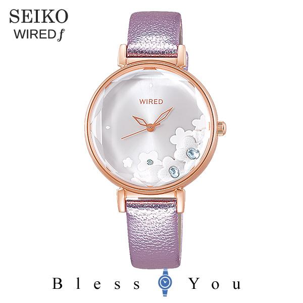 SEIKO WIRED f セイコー 腕時計 レディース ワイアードエフ 2019年5月 AGEK448 18,0