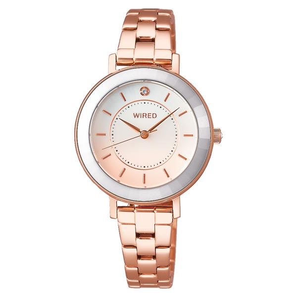SEIKO WIRED f セイコー 腕時計 レディース ワイアードエフ 替えベルト付き AGEK464 24,0