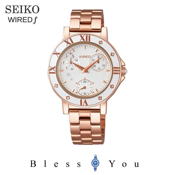 セイコー ワイアードエフ レディース 腕時計 AGET401 20,0