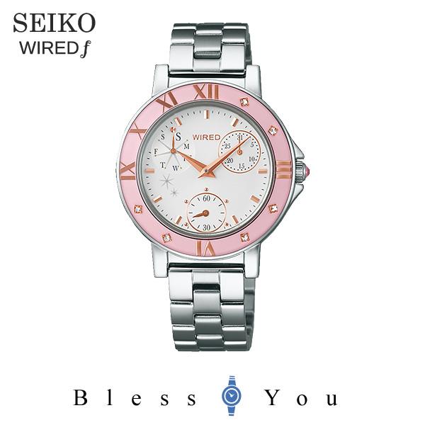 セイコー SEIKO  腕時計 レディース ワイアードエフ WIRED f AGET402 16,0