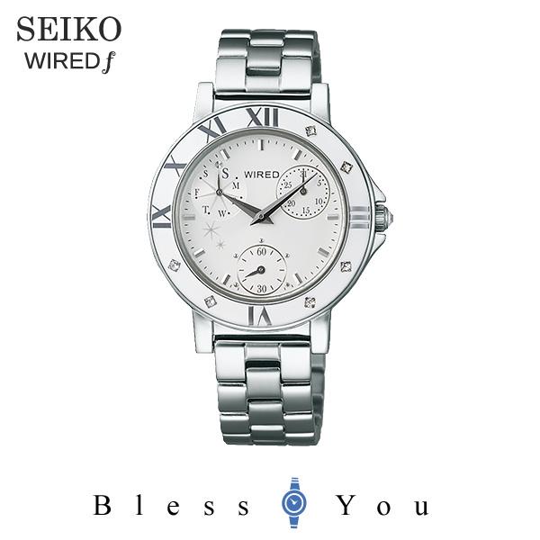 セイコー SEIKO  腕時計 レディース ワイアードエフ WIRED f AGET403 16,0