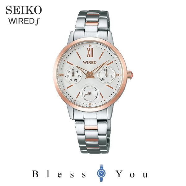 セイコー SEIKO  腕時計 レディース ワイアードエフ WIRED f AGET406 18,0