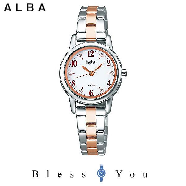 セイコー アルバ アンジェーヌ レディース 腕時計 ahjd406