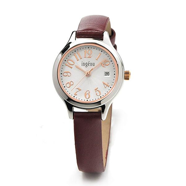 【還暦祝 ギフト 名入れ付】レディース 腕時計 セイコー アルバ アンジェーヌ SEIKO ALBA ingenu AHJT416-60naire 7,5