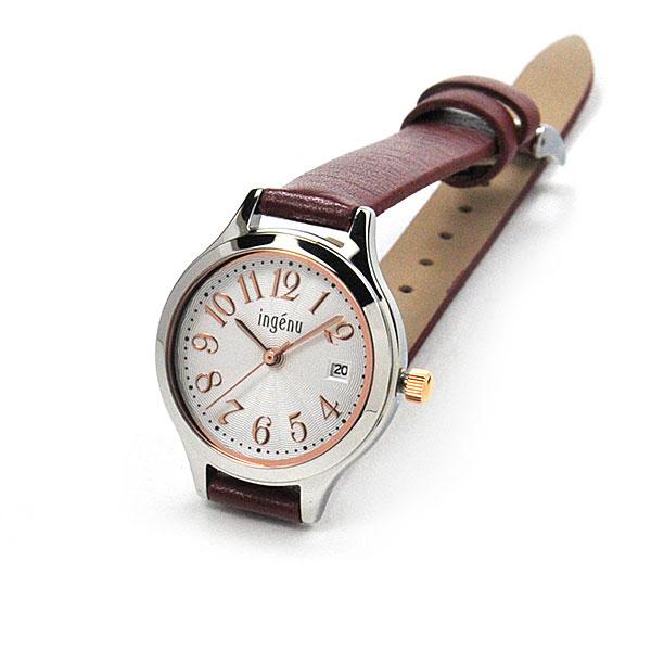 【還暦祝 ギフト 名入れ付】レディース 腕時計 セイコー アルバ アンジェーヌ SEIKO ALBA ingenu AHJT416-60naire 7,