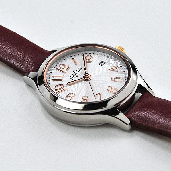 【還暦祝 ギフト 名入れ付】レディース 腕時計 セイコー アルバ アンジェーヌ SEIKO ALBA ingenu AHJT416-60naire