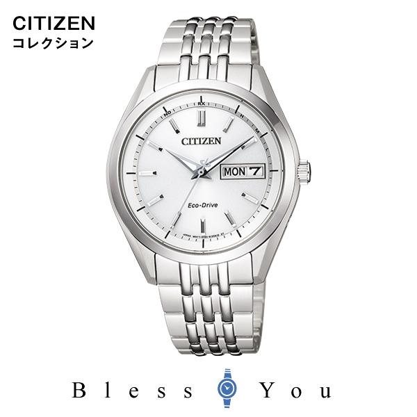 シチズンコレクション ソーラー電波 腕時計 メンズ  AT6060-51A 40,0