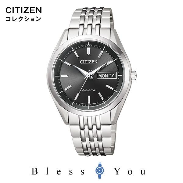 シチズンコレクション ソーラー電波 腕時計 メンズ  AT6060-51E 40,0