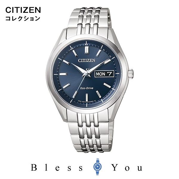 シチズンコレクション ソーラー電波 腕時計 メンズ  AT6060-51L 40,0