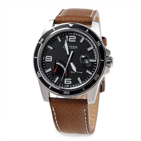 シチズン ソーラー エコドライブ 海外モデル 腕時計 メンズ CITIZEN AW7035-11E