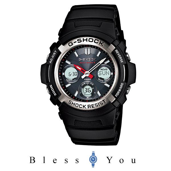 ソーラー 電波 [カシオ]CASIO 腕時計 G-SHOCK AWG-M100-1AJF メンズウォッチ 新品お取寄せ品