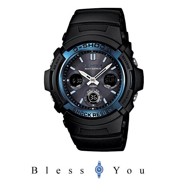ソーラー 電波 [カシオ]CASIO 腕時計 G-SHOCK AWG-M100A-1AJF メンズウォッチ 新品お取寄せ品