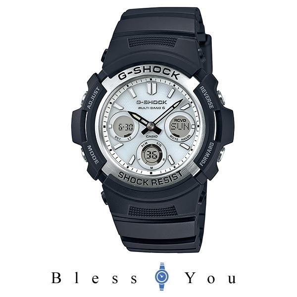 カシオ Gショック メンズ 腕時計 タフソーラー電波時計 AWG-M100S-7AJF 24,0 新品お取り寄せ