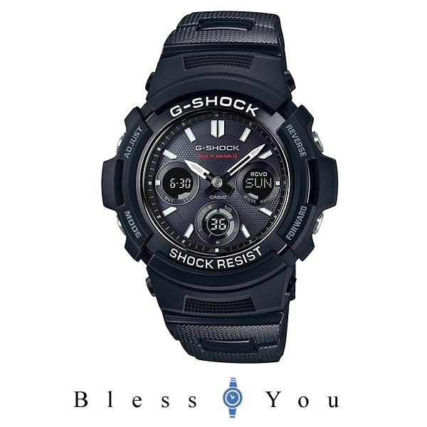 カシオ Gショック メンズ 腕時計 ソーラー電波時計 AWG-M100SBC-1AJF 32,0 新品お取り寄せ