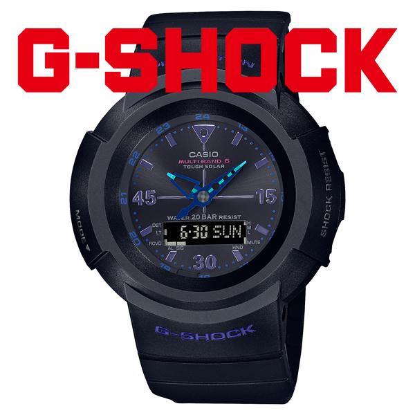 CASIO G-SHOCK カシオ 腕時計 メンズ Gショック 2021年10月 AWG-M520VB-1AJF 23,0