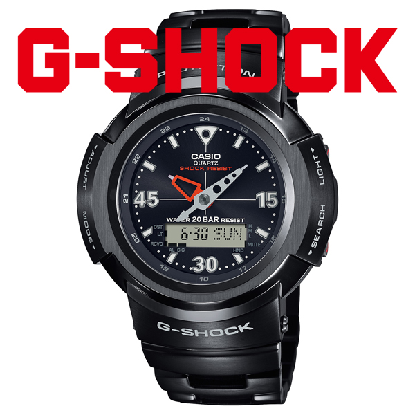CASIO G-SHOCK カシオ ソーラー電波 腕時計 メンズ Gショック 2021年10月 AWM-500-1AJF 68,0