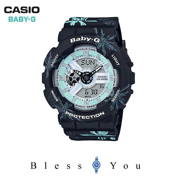 CASIO BABY-G カシオ 腕時計 レディース ベビーG 2018年6月新作 BA-110CF-1AJF 17,0