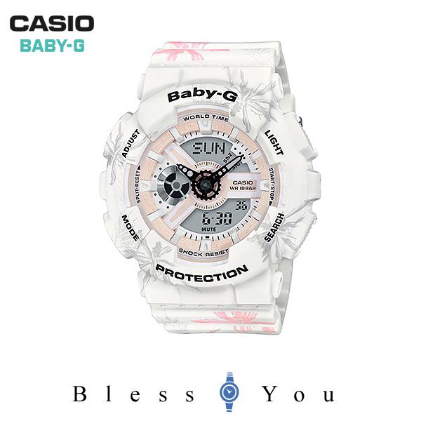 CASIO BABY-G カシオ 腕時計 レディース ベビーG 2018年6月新作 BA-110CF-7AJF 17,0