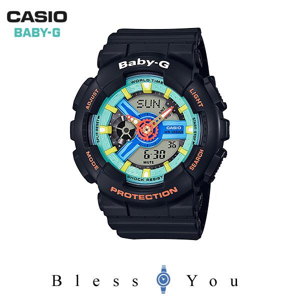 CASIO BABY-G カシオ 腕時計 レディース ベビーG 2018年6月新作 BA-110NR-1AJF 15,0
