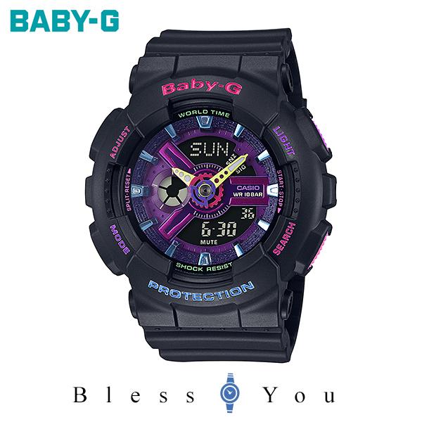 CASIO BABY-G カシオ 腕時計 レディース ベビーG 2020年6月新作 BA-110TM-1AJF 15,0