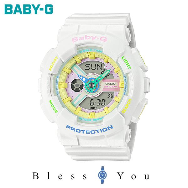 CASIO BABY-G カシオ 腕時計 レディース ベビーG 2020年6月新作 BA-110TM-7AJF 15,0
