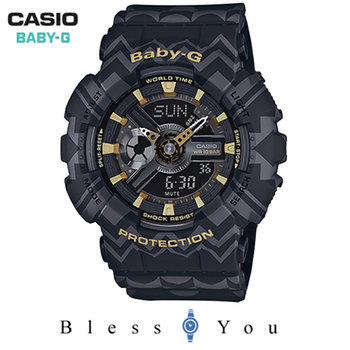 CASIO BABY-G カシオ 腕時計 レディース ベビーG  BA-110TP-7AJF 18,5