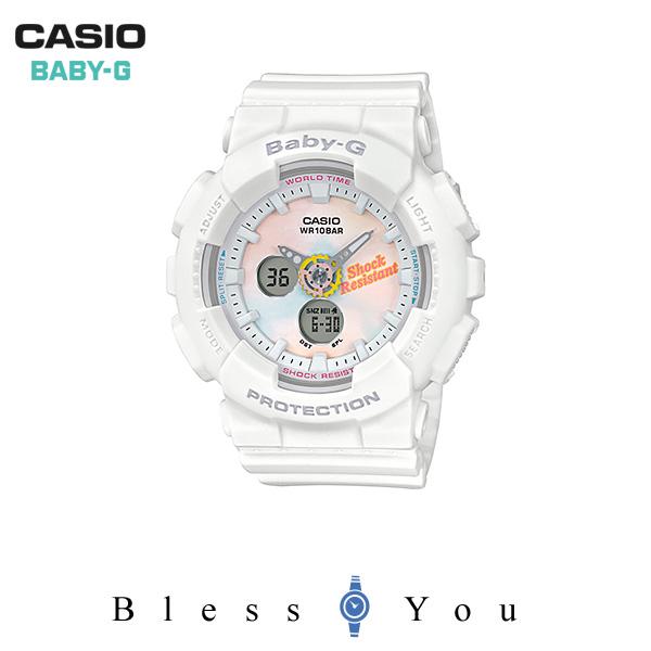 CASIO BABY-G カシオ 腕時計 レディース  ベビーG 2019年6月新作 BA-120T-7AJF 15,0