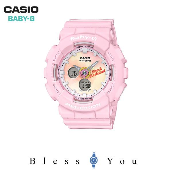 CASIO BABY-G カシオ 腕時計 レディース  ベビーG 2019年6月新作 BA-120TG-4AJF 15,0