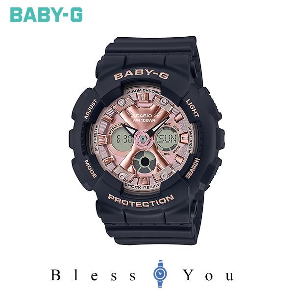 CASIO BABY-G カシオ 腕時計 レディース ベビーG 2019年11月新作 BA-130-1A4JF 15,0