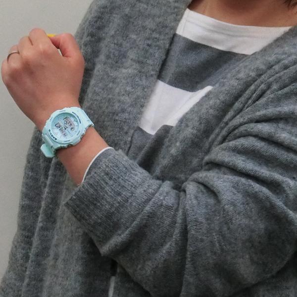 CASIO BABY-G カシオ 腕時計 レディース ベビーG 2019年3月新作 BAX-100-3AJF 13,0