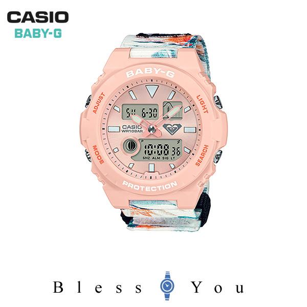 CASIO BABY-G カシオ 腕時計 レディース  ベビーG 2019年6月新作 ROXY BAX-100RX-4AJR 18,0