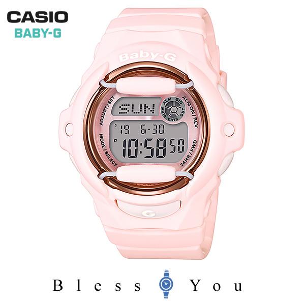 カシオ ベビーG レディース 腕時計 BG-169G-4BJF 12,5