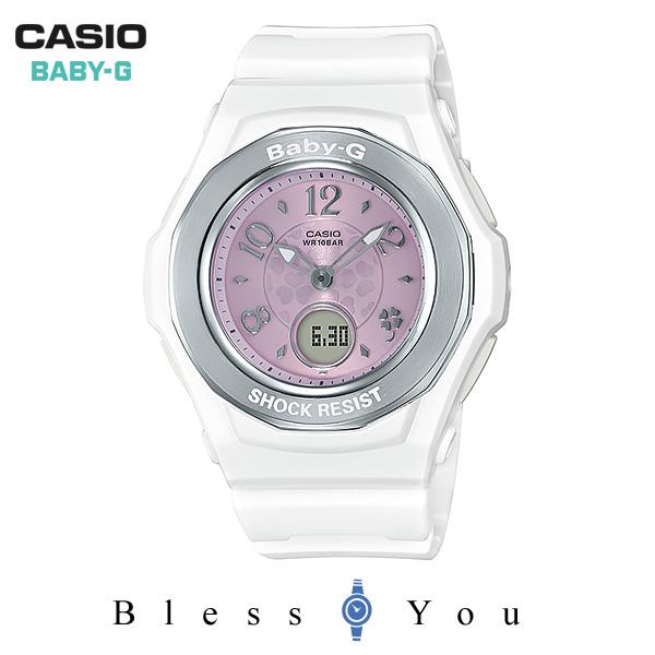 CASIO BABY-G カシオ ソーラー電波 腕時計 レディース ベビーG 2019年2月新作 クローバーダイアル BGA-1050CD-7BJF 22,0