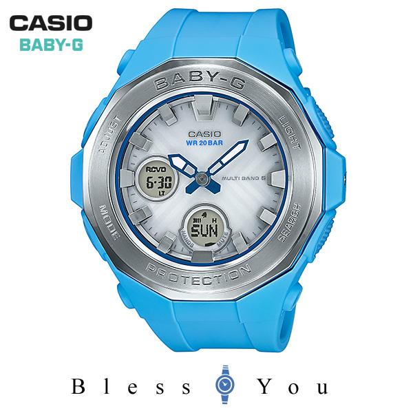 CASIO BABY-G カシオ ソーラー電波 腕時計 レディース ベビーG BGA-2250-2AJF 25,5