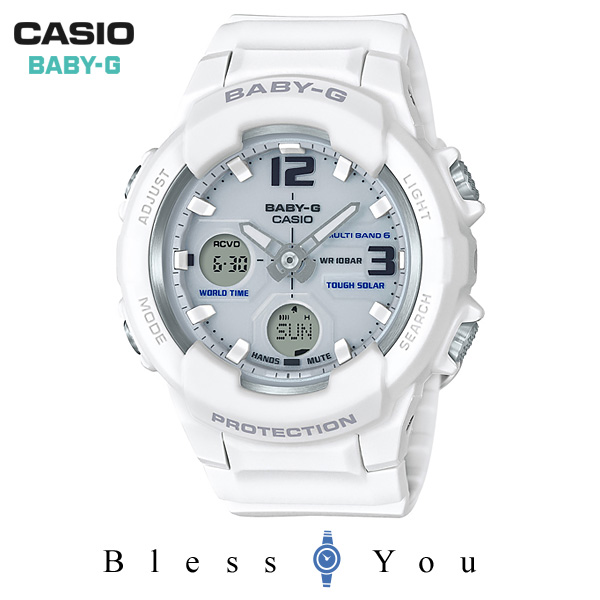 CASIO BABY-G カシオ ソーラー電波 腕時計 レディース ベビーG BGA-2300-7BJF 23,5
