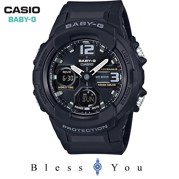CASIO BABY-G カシオ ソーラー電波 腕時計 レディース ベビーG BGA-2300B-1BJF 24,0
